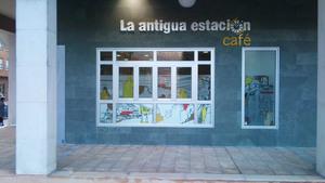 La Antigua Estación El Entrego